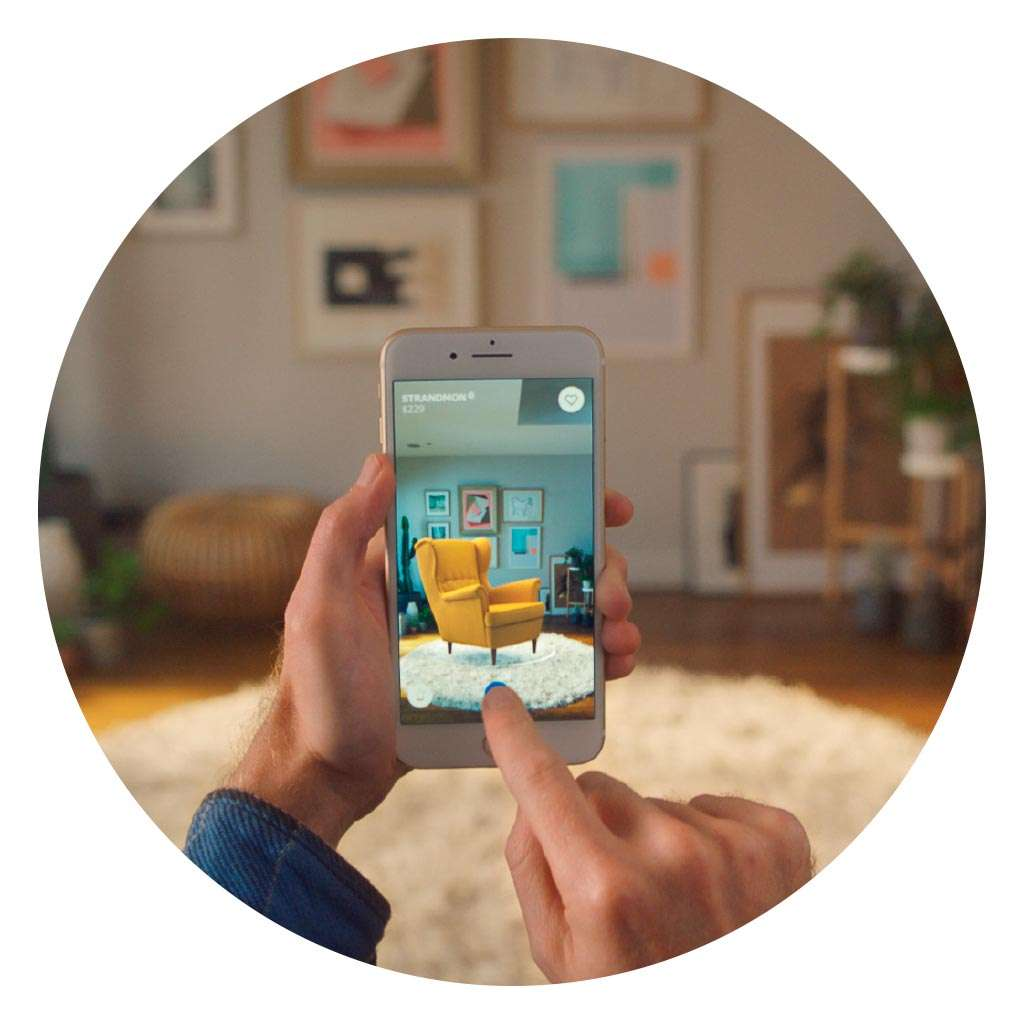ikea place app-augmented-reality