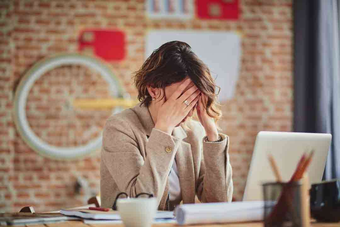 stress and anxiety at work