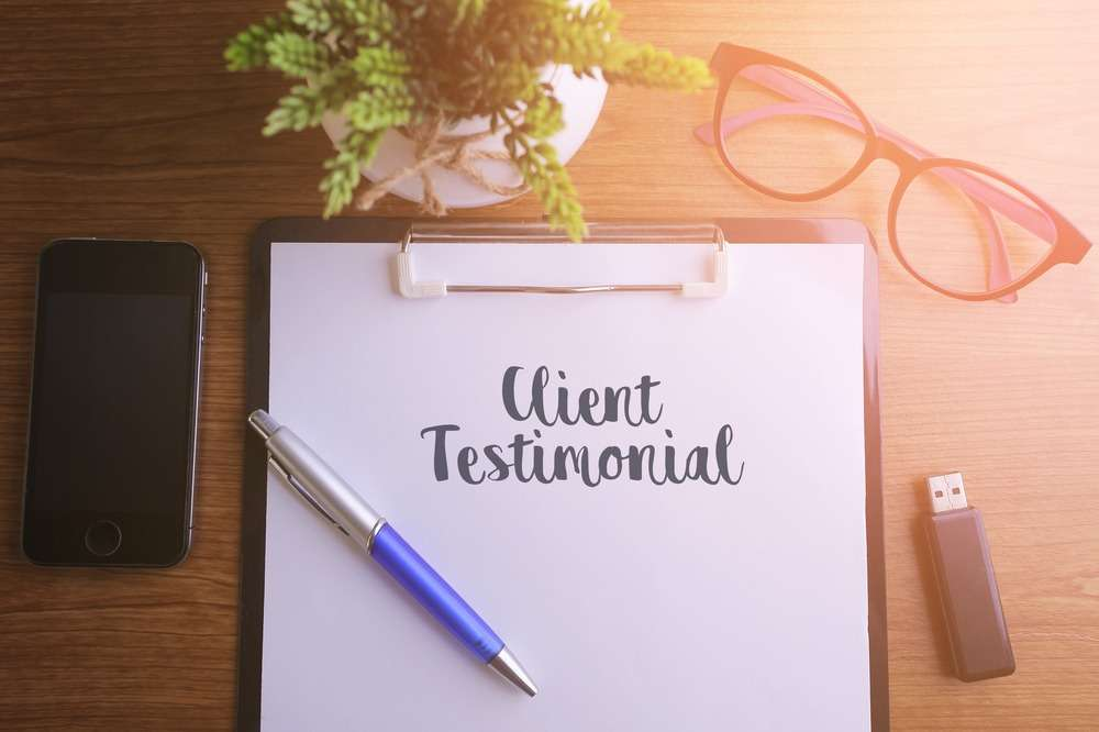 testimonials reviews