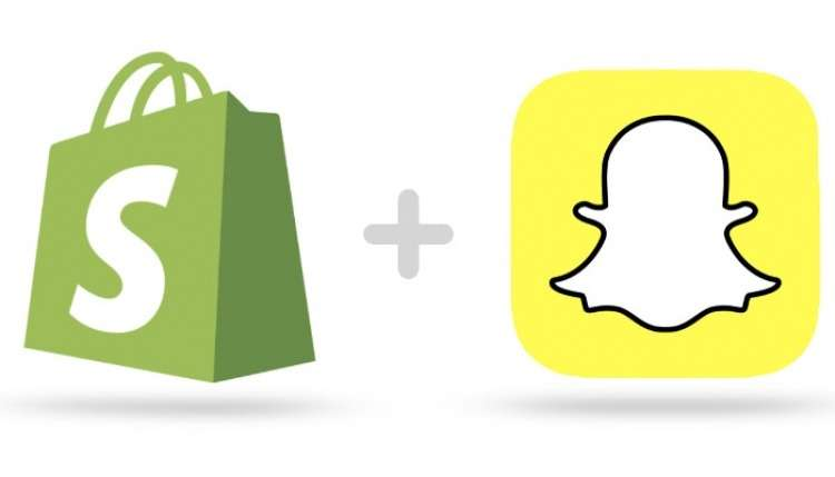 Snap Partners with Shopify to build seamless integration for merchants
