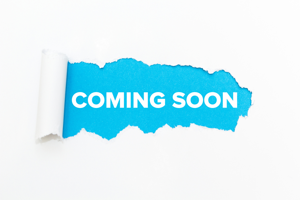 coming soon banner