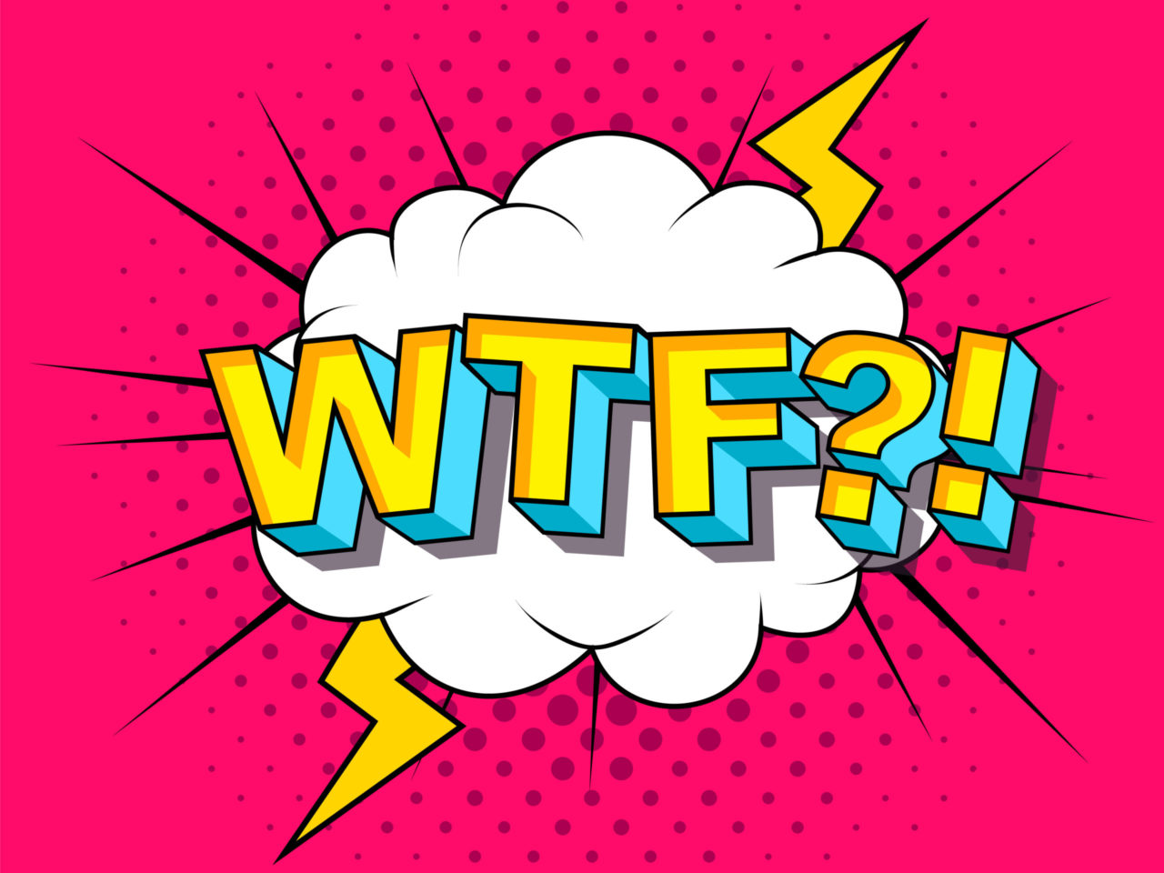 WTF - marketing jargon explained