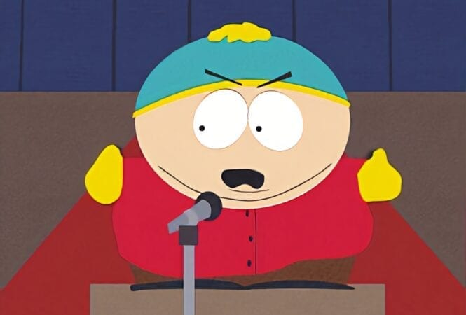 eric cartman authority