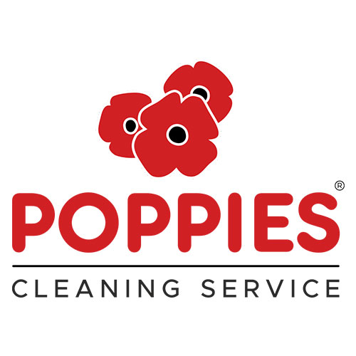 Poppies Cleaning Service logo
