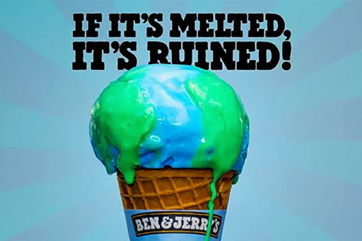 environmental ben and jerry campaign