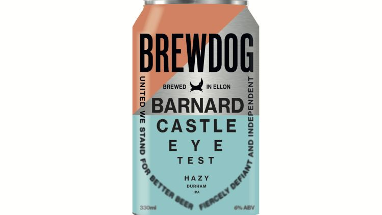 brewdog barnard castle eye test
