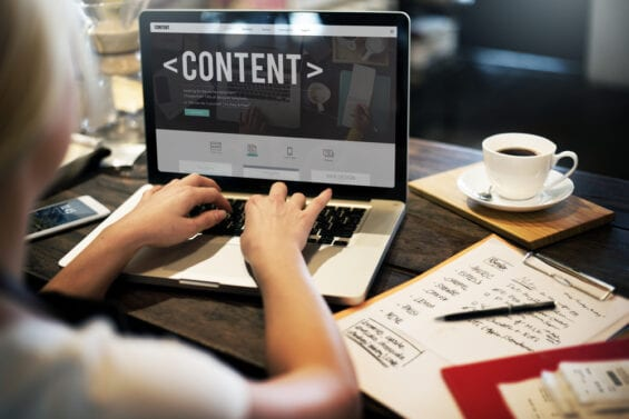 Content marketing specialists Manchester