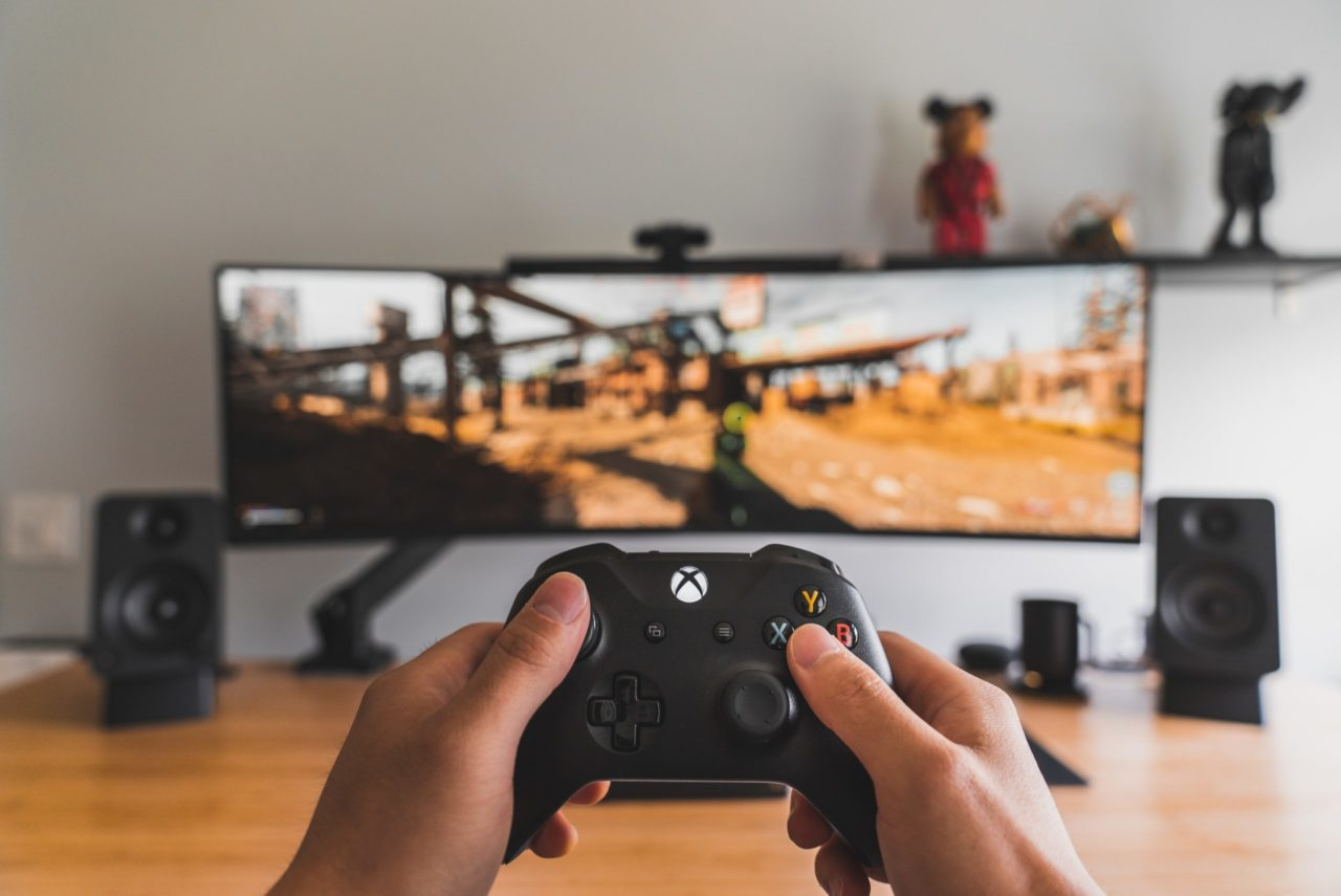 increase in the number of people playing games