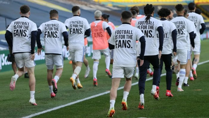 skysports leeds t short football is for the fans 5348786
