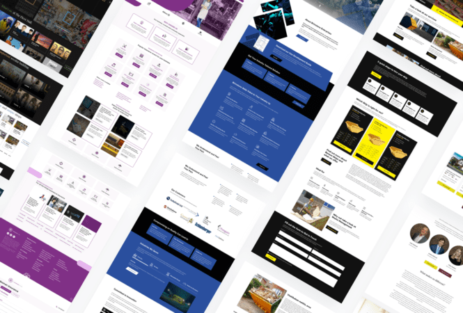 website project round up